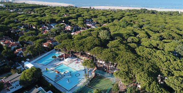 Mare E Pineta International Camping Lido degli Estensi